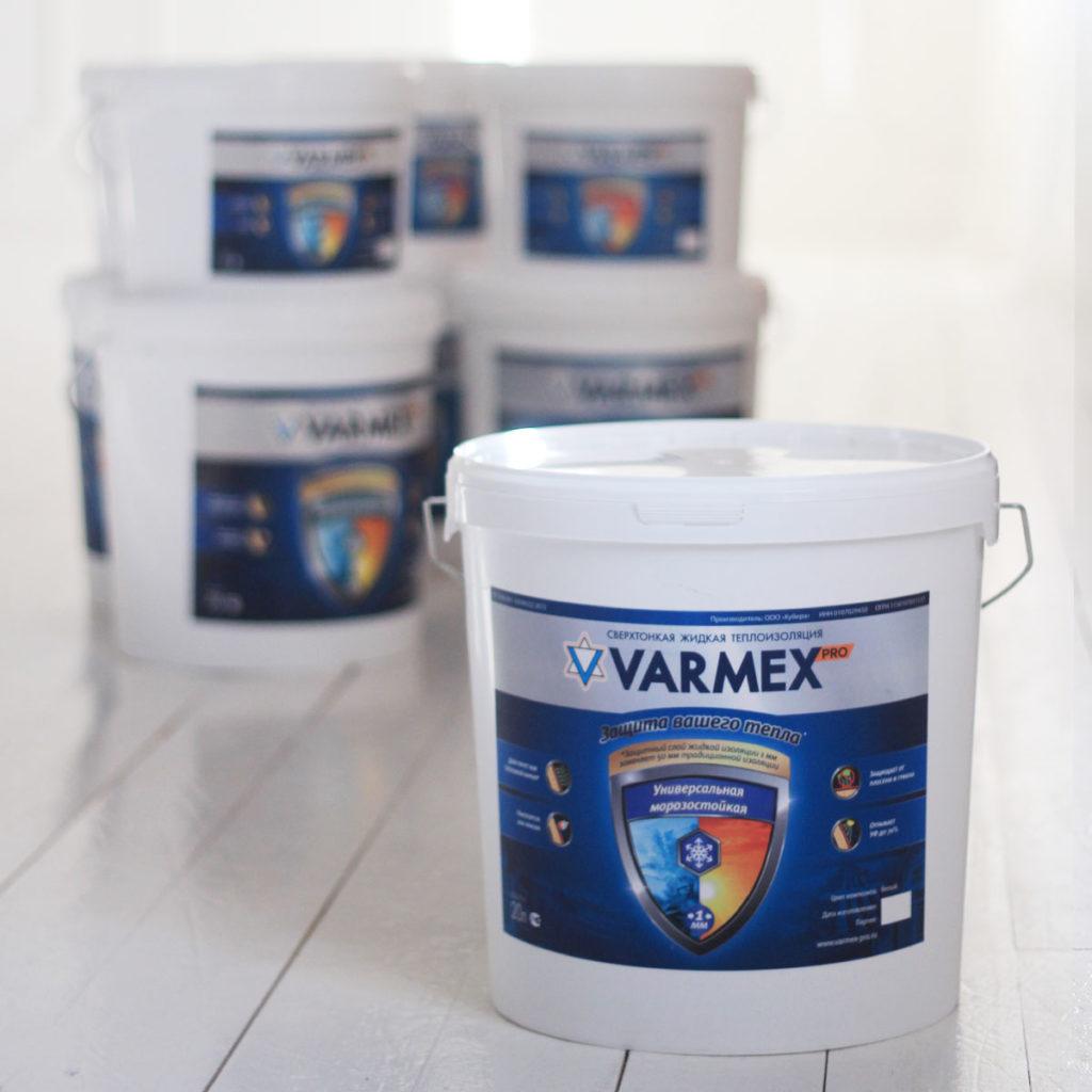 Универсальная морозостойкая Varmex