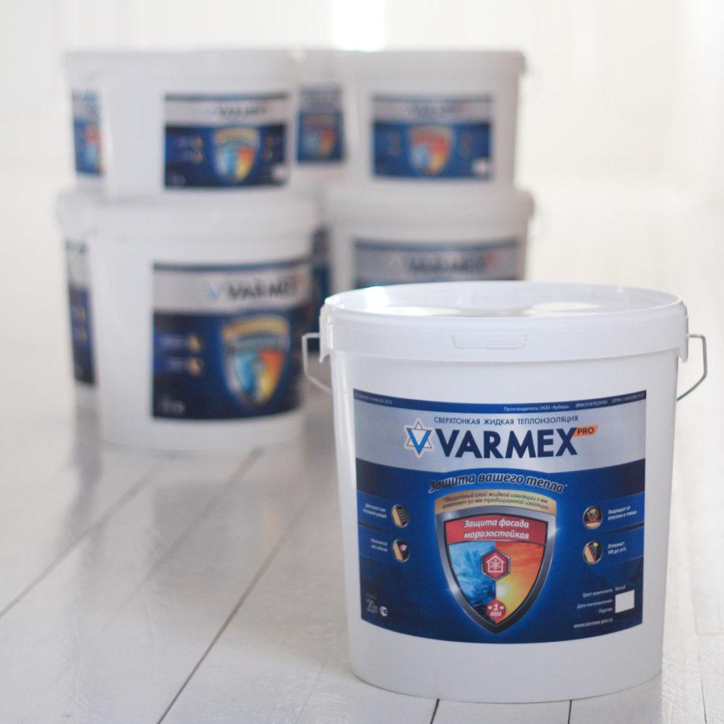 Защита фасада морозостойкая Varmex